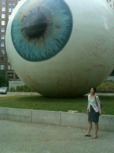 Tony Tassett, Eye in Chicago