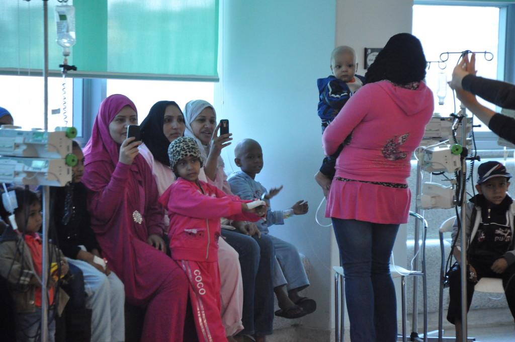 57357 Children's Cancer Hospital Egypt. Photo by Mohamed Radwan.