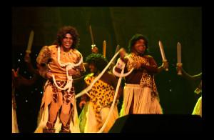 Cairo Opera. Cast of Magic Flute.