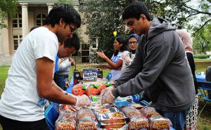 Duke's Muslim Student Association Preparing for Eid.