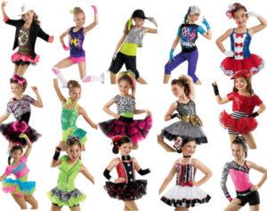 Weissman Dance Costumes